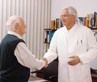 Behandlung von Hämorrhoiden