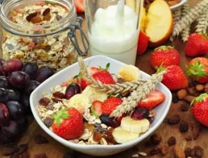 Gesunde Ernährung beugt Hämorrhoiden vor!