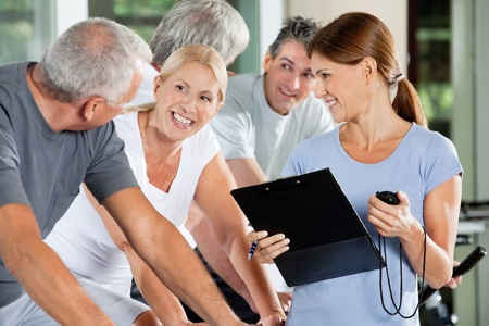Fitness hilft gegen das Risiko Hämorrhoiden zu bekommen ( Bildquelle: style-photographs - Bigstock® )